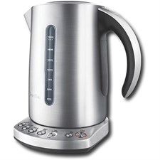 Breville - Electric Kettle - Stainless-Steel